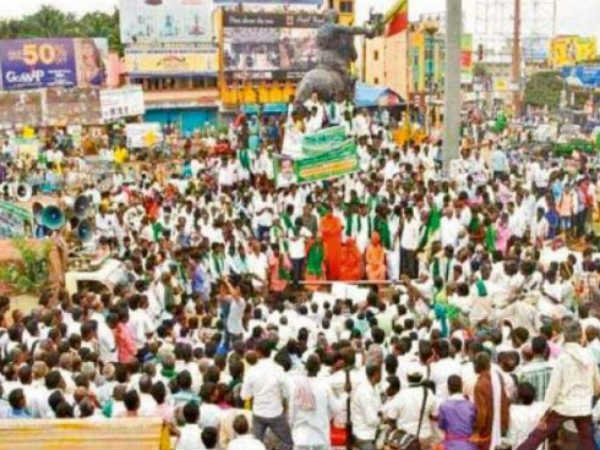 Government registerd case against Mahadayi activists