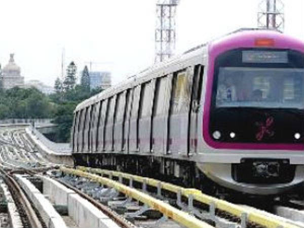 Namma Metro commuters smart card top up increase to 3k