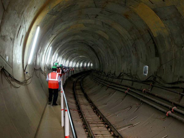 Bidders quoting higher rate may hit tunnel work in Metro second phase