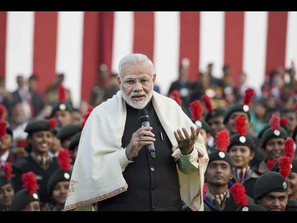 Prime Minister Narendra Modi Praises Budget 2018