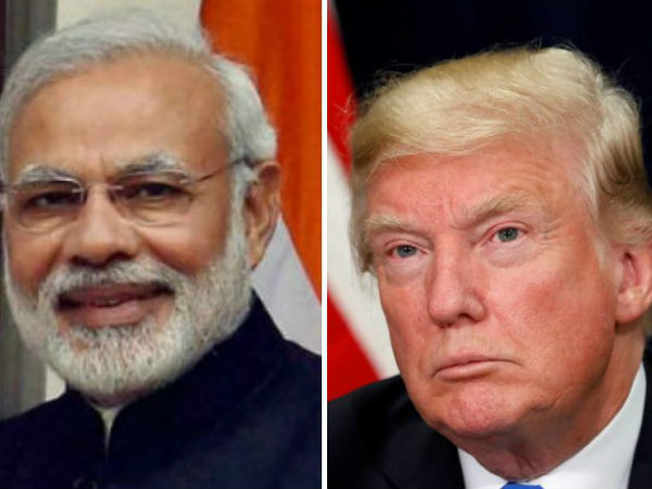 Trump calls PM Modi to discuss security in Indo-Pacific region