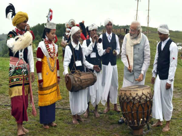 Music adds masala to Meghalaya election