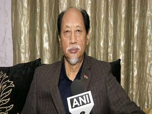 Former Nagaland Cm Declared Elected Unopposed Before Polls