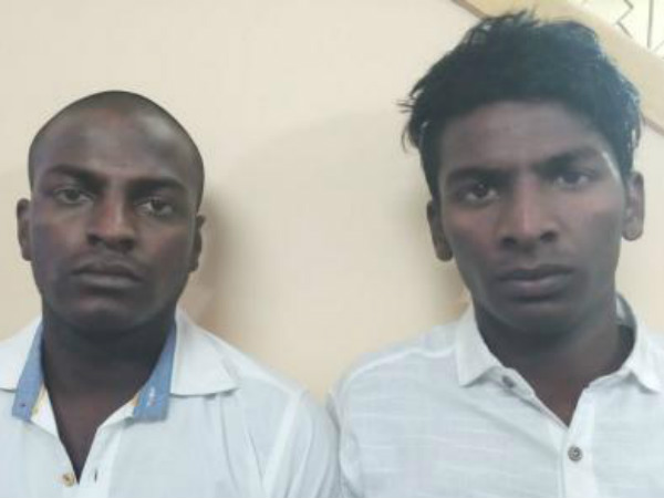 Kadiresh murder case, two accused surrendered before court