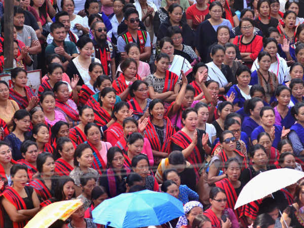 Assembly Elections Later Nagaland Yet To Elect A Woman Candidate