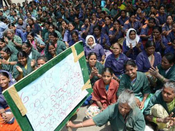 Cleaning Contractors indefinite strike from March 14