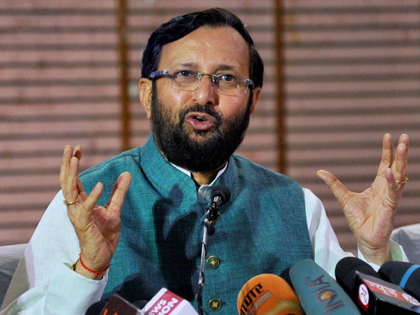 Javadekar describes Modi rally bringing change in Karnataka