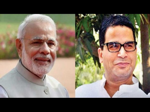 Will Poll Strategist Prashant Kishor Be A Part Of Modi Team For 2018 Campaign