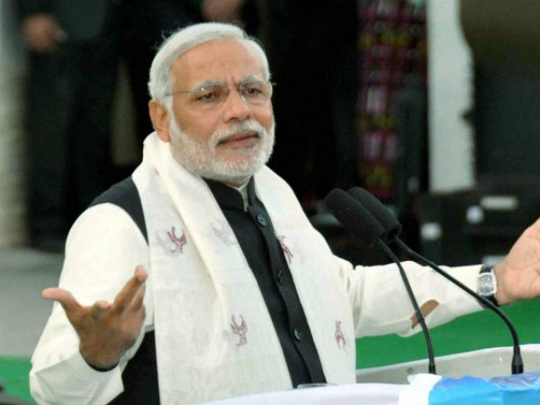 PM Modi to leave for 3-nation visit today