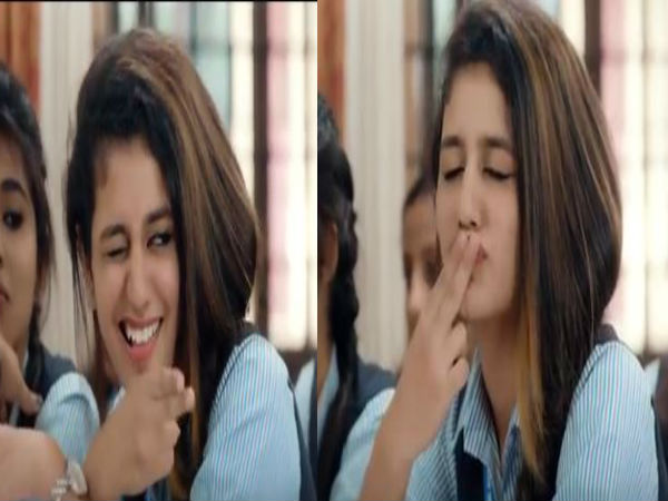 Muslims Hyderabad Lodge Police Complaint Against Priya Varrier
