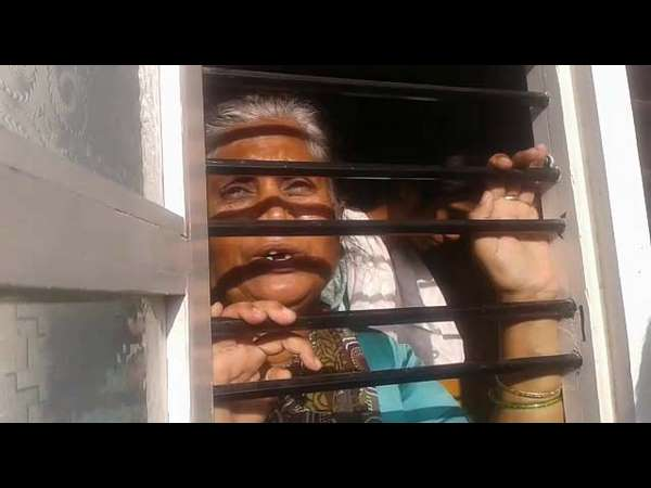 Mandya: Daughter pu mother under house arrest!