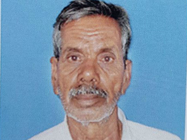 68 year father died after son demise in Belavadi