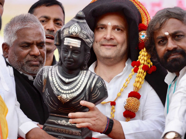 Rahul Gandhi In The Eyes Of Karnatakas Common Man