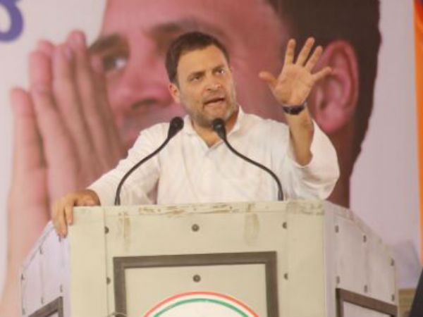 Questions To Aicc President Rahul Gandhi By Bjp