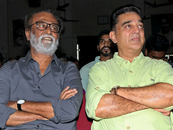 No alliance with Rajinikanth if hue of saffron in his politics: Kamal Hassan