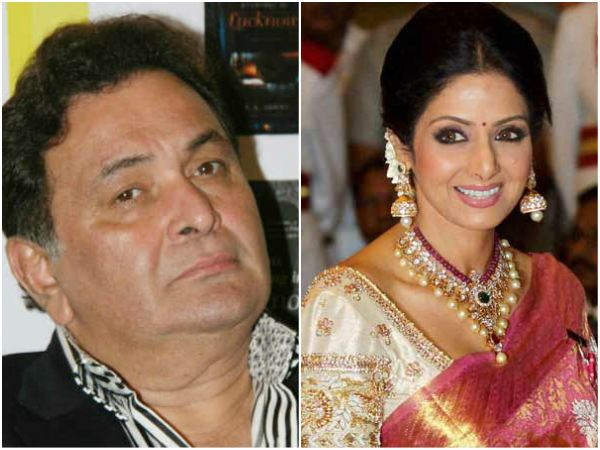 Rishi Kapoor Slams Media For Using The Word Body To Describe Sridevis Mortal Remains