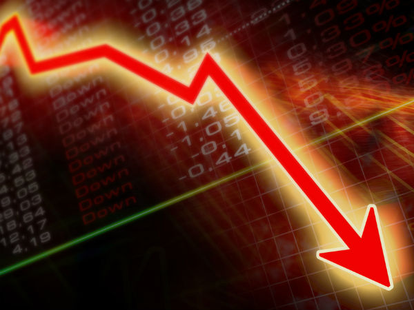 The Steep Fall In The Stock Market