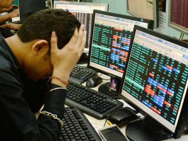 Bloodbath Stock Markets Rs 5 Lakh Cr Gone In Seconds
