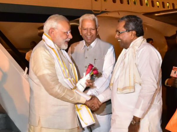 CM Siddaramaiah and Narendra Modi both will inaugurate Railway