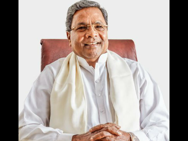 One good news and one bad news for Siddaramaiah