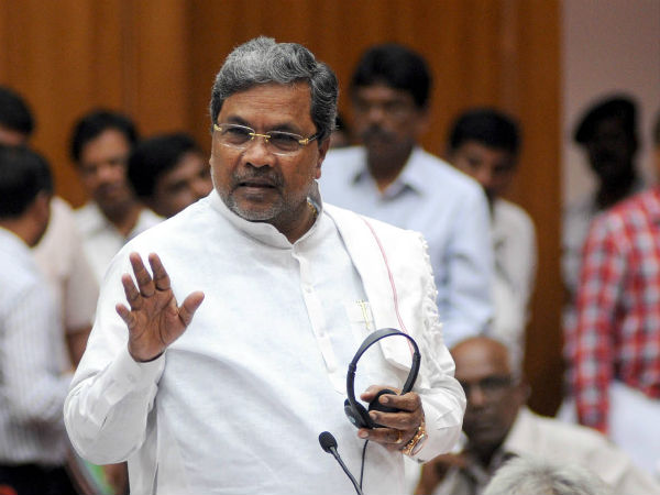 Implementation of 'Universal Health Coverage' scheme by end of year: Siddaramaiah