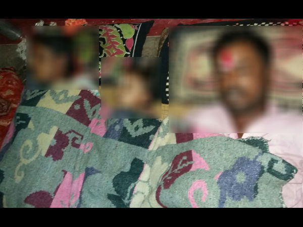 Kanakapur: 3 members of a family commit suicide