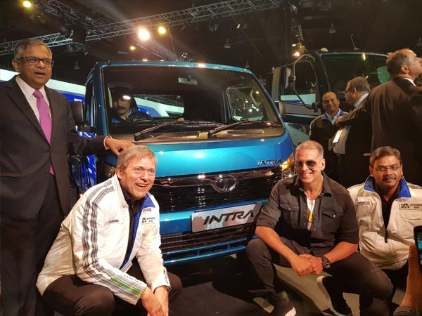 Auto Expo 2018 Tata Motors Focuses On Smart Mobility Solutions