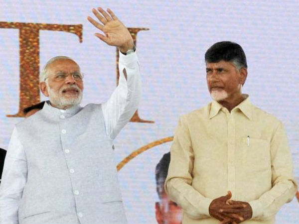 TDP pulls out of NDA, Two ministers likely to resign on March 08