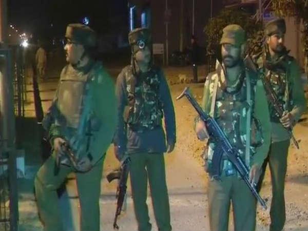 Five Civilians Killed Pakistan Firing On Loc