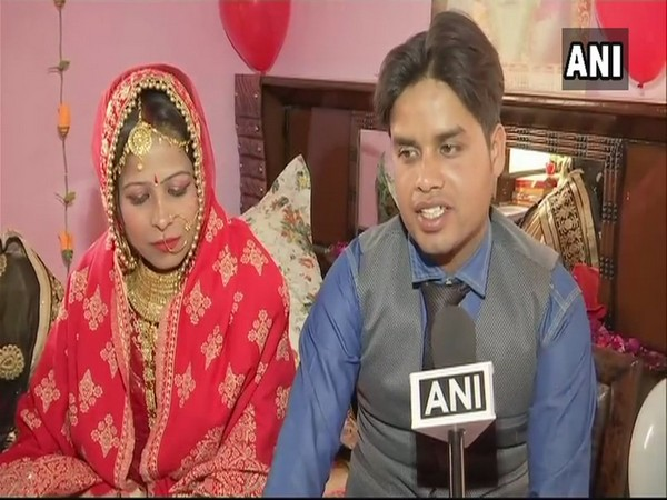 Muslim Parents gets adopted Hindu orphan married in his customs