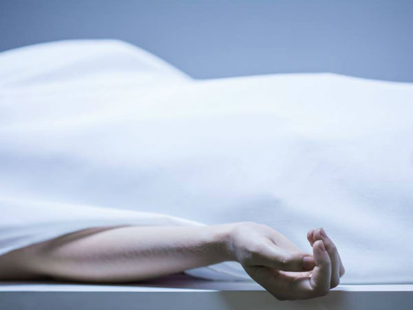 Person who announce dead, wake up in Virajpet