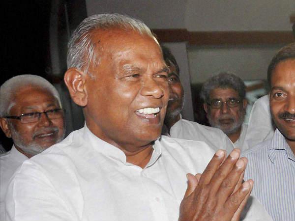 Former Bihar Cm Jitan Ram Manjhi Quits Nda