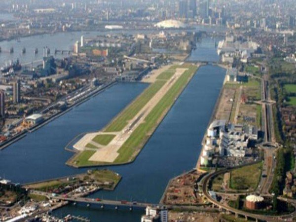 London City Airport Closed After World War II Bomb Found