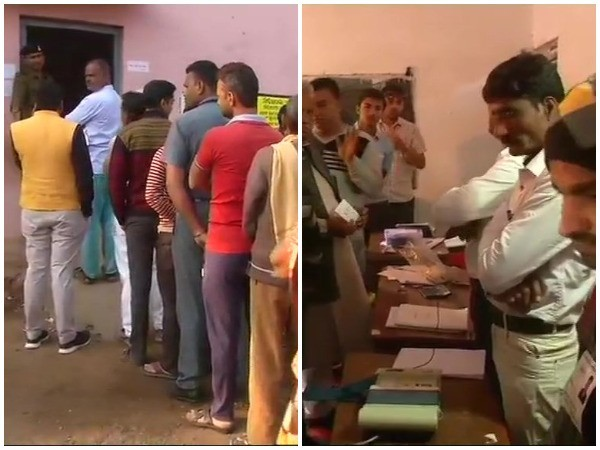 Madhya Pradesh By Polls Voting Underway