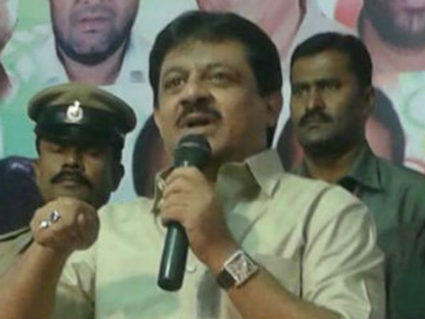 Even Deve Gowda Contest Against Me I Will Win Zameer Ahmad