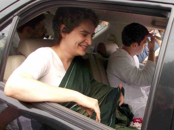 Priyanka and I have forgiven our father's killers : Rahul Gandhi