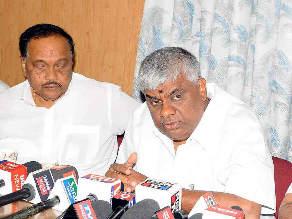 Siddaramaiah Does Not Have Morality To Criticise Bsy Hd Revanna