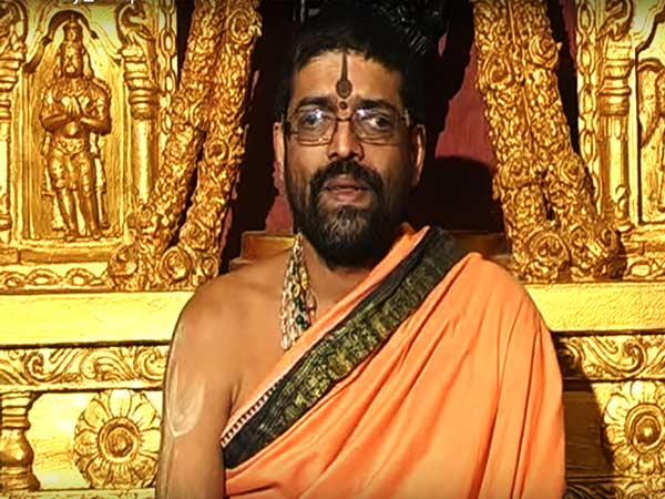 Shirur Seer Exclusive Interview About Political Entry