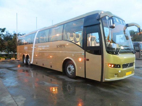 One More Fly Bus To Mysuru From Kial Bengaluru