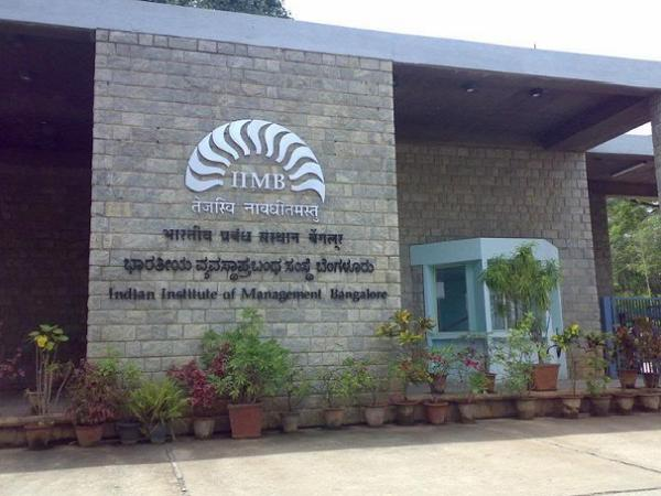 IIMB certificates in English Only