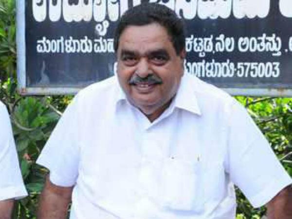 Muslim Leader Are Unhappy With Ramanath Rai For Not Choosing Muslim Mayor In Mangaluru