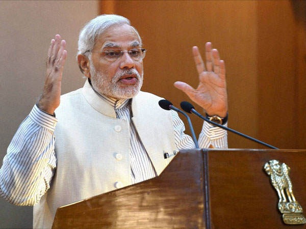 PM suggests turning to Vedas to combat climate change