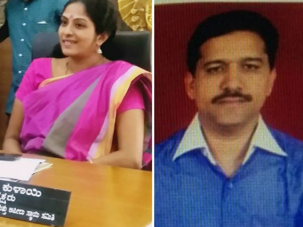 The Congress leader dismissed from the party for misbehavior with lady corporator