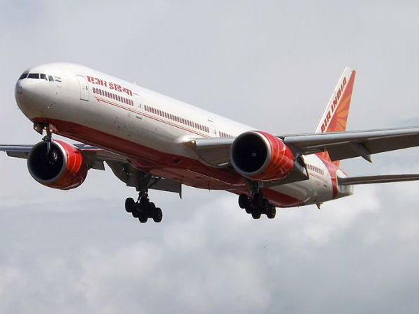 Air India Hostesses has been slapped by senior officer in flight
