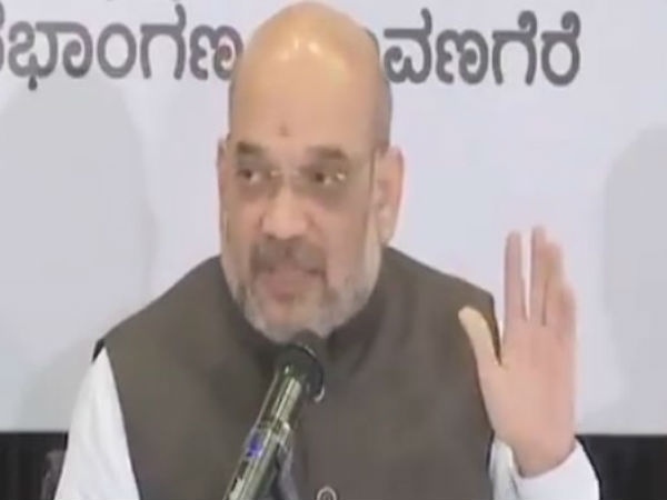 Yeddyurappa govt is number 1 in corruption race: Amit Shah!