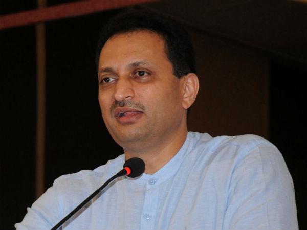 Complaint Lodge By Ananthkumar Hegdes Personal Secretory