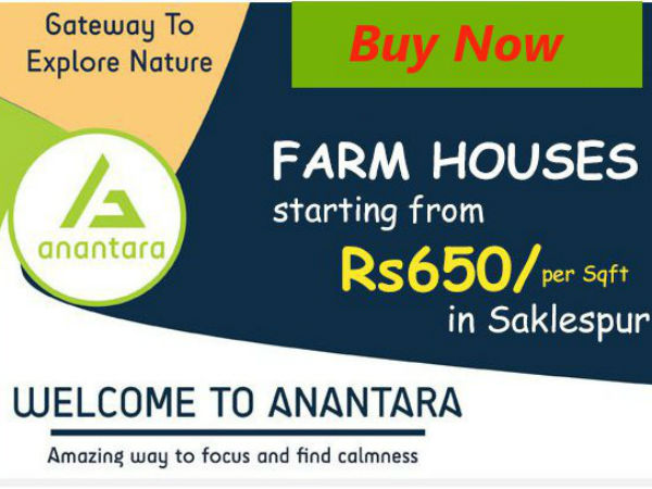 Farm House In Foothills Of Western Ghat At Rs 650 Per Sqft