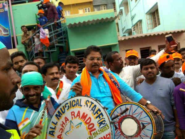 ಬೆಂಗಳೂರು ಬಿಜೆಪಿಗೆ ಮತ್ತೆ 'ಸಾಮ್ರಾಟ್' ಆಗಿ ಹೊರಹೊಮ್ಮಿದ ಅಶೋಕ್!