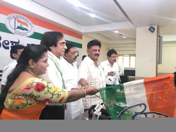 Debate Ashok Kheny Joins Congress