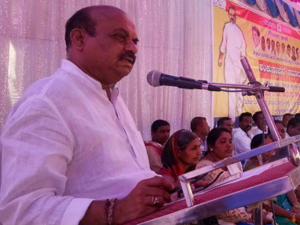 BJP leaders demand for not to issue ticket for Basavaraj Bommai